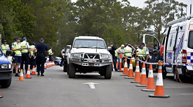 Barrière anti-voiture bélier