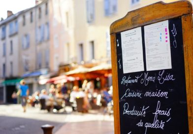 logiciel création menu restaurant